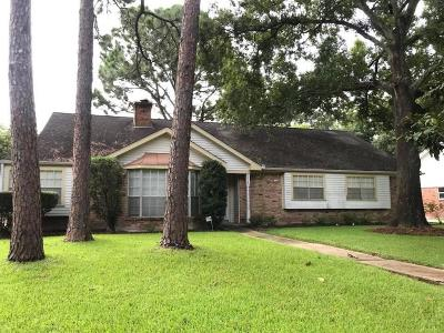 Houston Single Family Home For Sale: 9715 Moorberry Lane