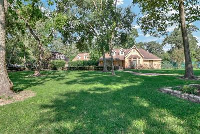 Houston Single Family Home For Sale: 11311 E Jayhawk Street