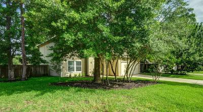 The Woodlands Single Family Home For Sale: 210 N Vesper Bend Circle