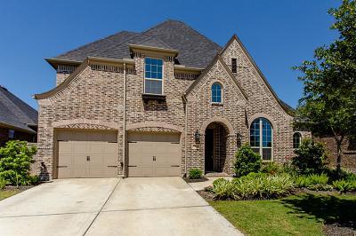 Fulshear Single Family Home For Sale: 5118 Bartlett Vista Court