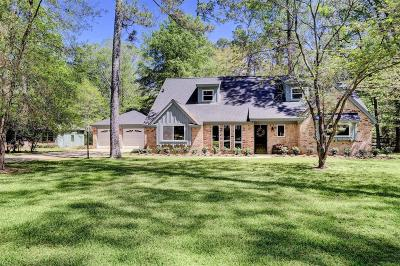 Cypress Single Family Home For Sale: 11934,11938 Hickory Hill Lane