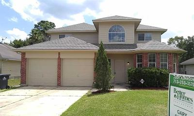 Spring TX Single Family Home For Sale: $169,900