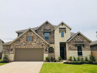 Richmond Single Family Home For Sale: 3011 Calla Lily Trail