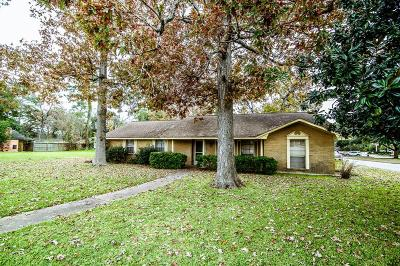 Conroe Single Family Home For Sale: 3011 W Davis Street