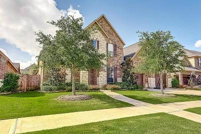 Fulshear TX Single Family Home For Sale: $480,000