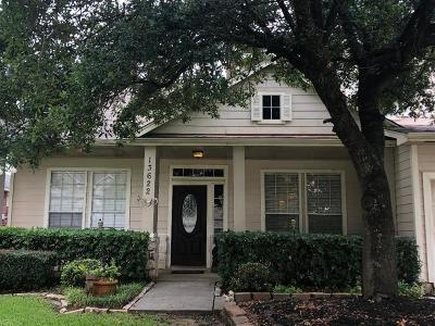 Tomball Single Family Home For Sale: 13622 Country Time Circle Circle