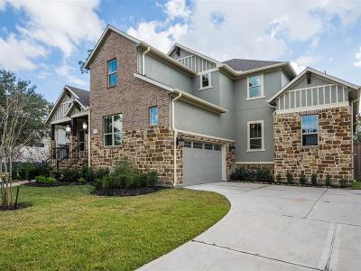 Houston Single Family Home For Sale: 4955 Valkeith Drive