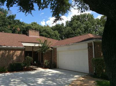 Houston Single Family Home For Sale: 11406 Olympia Drive