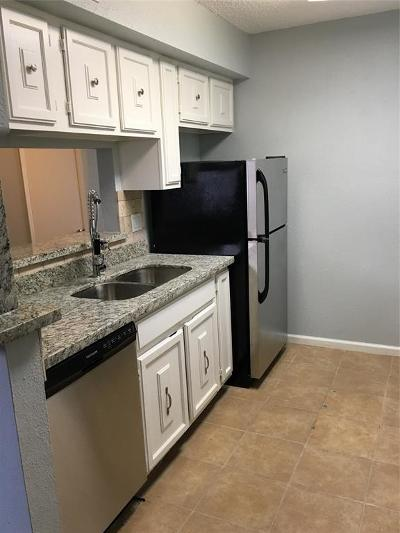 Houston Condo/Townhouse For Sale: 8102 Amelia Road #106