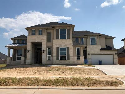 Conroe, Houston, Montgomery, Pearland, Spring, The Woodlands, Willis Single Family Home For Sale: 13814 Bellwick Valley Lane