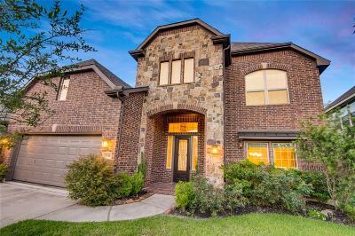 Kingwood Single Family Home For Sale: 21346 Trebuchet Drive