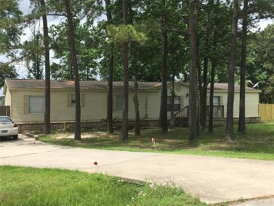Humble Single Family Home For Sale: 21407 Two Creeks Road