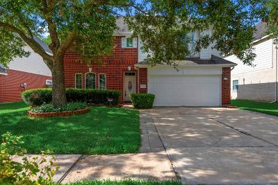 Sugar Land Single Family Home For Sale: 15215 Oak View Trail