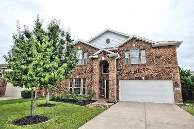 Richmond Single Family Home For Sale: 20702 Sapphire Lake Btsa Road