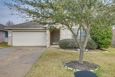 Tomball Single Family Home For Sale: 25322 Barmby Drive