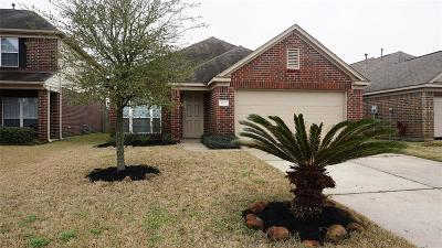 Humble Single Family Home For Sale: 4822 Conifer Ridge Way