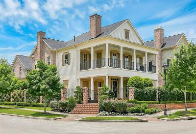 The Woodlands TX Single Family Home For Sale: $1,975,000