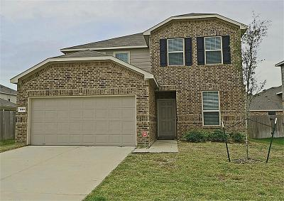 Cypress Single Family Home For Sale: 15810 Mountain Willow Way #15810