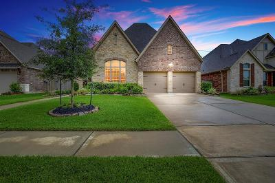Richmond Single Family Home For Sale: 21207 Crested Valley Drive