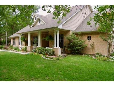 New Caney Single Family Home For Sale: 17107 Mustang Lane