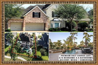 Humble TX Single Family Home For Sale: $625,000