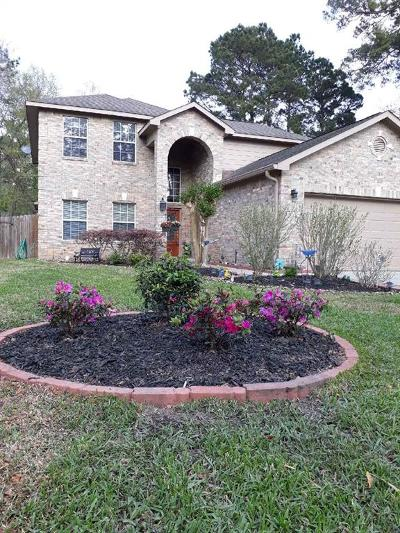 Montgomery Single Family Home For Sale: 3130 Pine Chase Drive