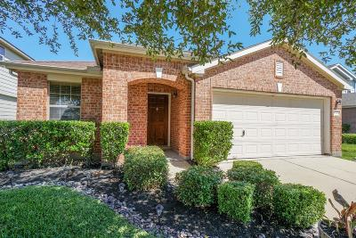 Cypress Single Family Home For Sale: 20526 Double Meadows Drive