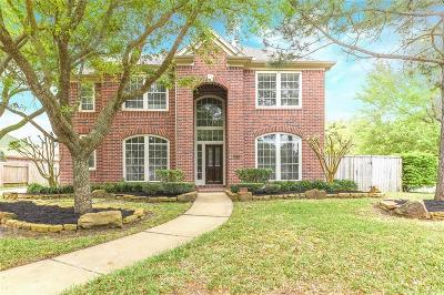 Friendswood Single Family Home For Sale: 3105 Autumn Leaf Drive