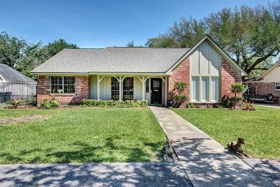Harris County Single Family Home For Sale: 7918 Skyline Drive