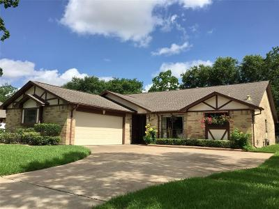 Pearland Single Family Home For Sale: 2823 Poplar Creek Lane