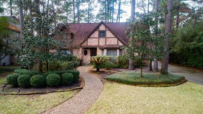 The Woodlands Single Family Home For Sale: 68 Indian Clover