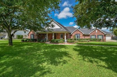 Cypress Single Family Home For Sale: 12819 Auburn Springs Lane