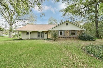 Pearland Single Family Home For Sale: 1711 Woody Road
