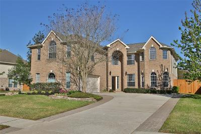 Spring Single Family Home For Sale: 20515 Windrose Bend Drive