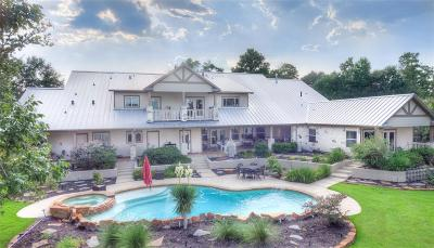 Montgomery Single Family Home For Sale: 268 Lakeside Hills Drive
