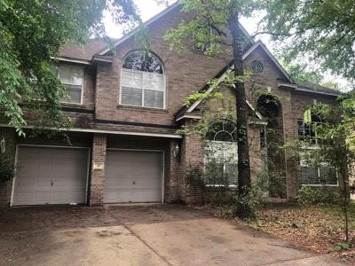The Woodlands TX Single Family Home For Sale: $362,900