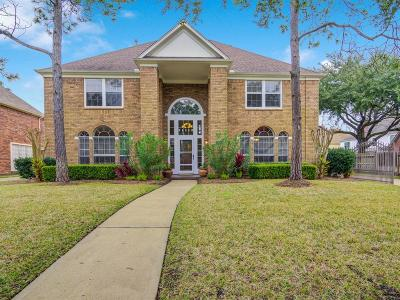 League City Single Family Home For Sale: 2436 Pebble Beach Drive