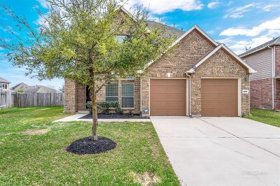 Katy Single Family Home For Sale: 4609 Bellows View Drive