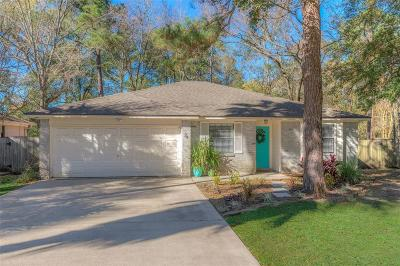 The Woodlands Single Family Home For Sale: 74 S Circlewood Glen