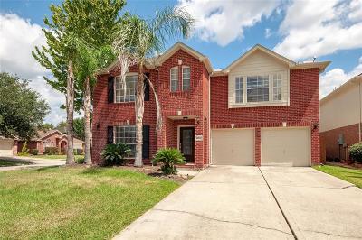 Kingwood Single Family Home For Sale: 21800 Highland Glade Court