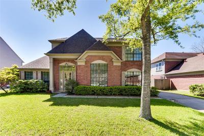 Seabrook Single Family Home For Sale: 2807 Sea Ledge Drive