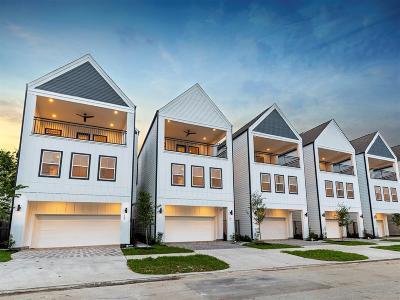 Single Family Home For Sale: 414 N Live Oak Street #A