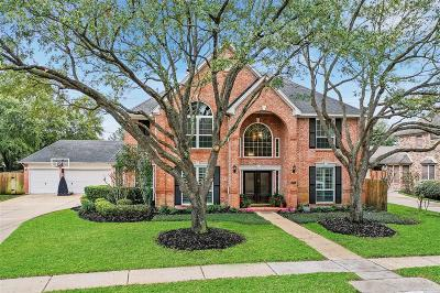 Katy Single Family Home For Sale: 3506 S S Lake Village Drive