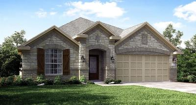 Conroe TX Single Family Home For Sale: $253,840