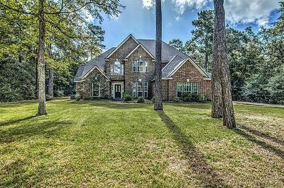 Magnolia Single Family Home For Sale: 28102 Walnut Creek Court