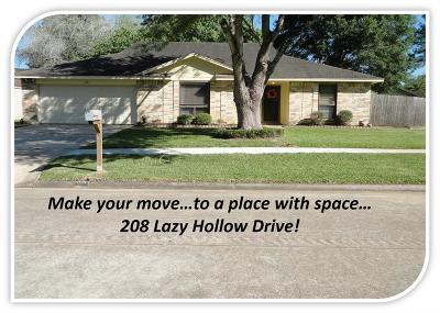 League City TX Single Family Home Pending: $209,500