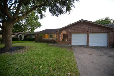 Single Family Home For Sale: 16134 White Star Drive