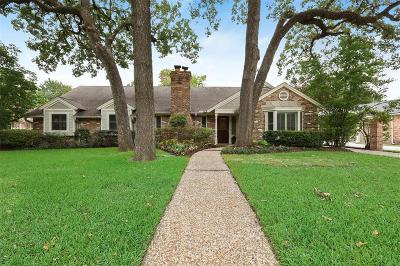Briargrove Park Single Family Home For Sale: 10323 Pine Forest Road