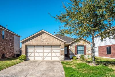 Pearland Single Family Home For Sale: 3308 Trail Hollow Drive
