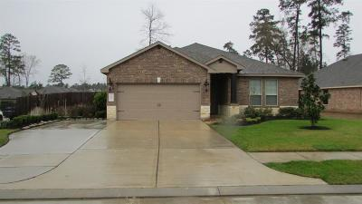 Conroe TX Single Family Home For Sale: $279,900